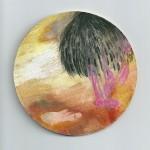 Rosen für Opium, mit Ellen Wagner, 2012, 10 cm Durchmesser