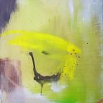 Gelb 2011, Acryl auf Lwd. 50 x 60 cm