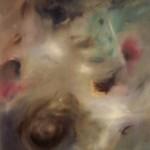Junesnow 2012, Öl auf Lwd. 120 x 180 cm