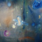 Virgo-Haufen 2012, Öl auf Lwd. 185 x 210 cm
