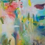 Der verlorene Horizont 1 2012, Öl auf Lwd. 195 x 165 cm