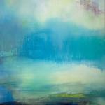 Seestück 2012, Öl auf Lwd. 115 x 150 cm