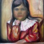 Sonja 2007, Öl auf Lwd. 50 x 61 cm