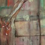 1963 2008, Acryl auf Lwd. 85 x 175 cm