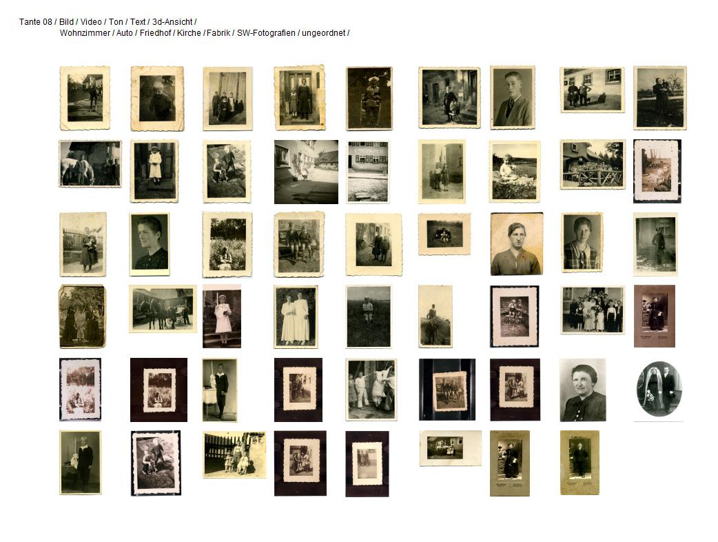 Screenshot des digitalen Archivs